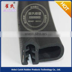 Car Door rubber protection Bulb Seals