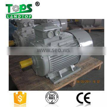 three phase induction electric motor 25kw