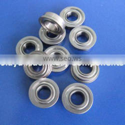 SF685ZZ Flanged Bearings 5x11x5 Stainless Steel Flange Ball Bearings DDLF-1150ZZ DDLF1150ZZ SSLF1150ZZ SSLF-1150ZZ
