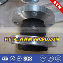 High quality customized epdm pipe flexible soft connector