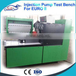 Diesel Common Rail Test Bench for Testing Euro II Fuel Injection Pump With Big LED Display EII02