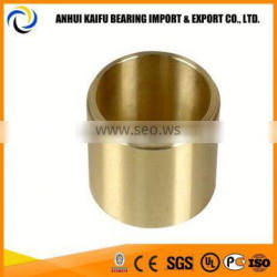 Copper sleeve and flange bush