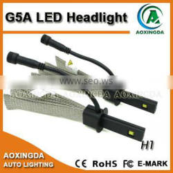 5000LM H1 G5 LED headlight