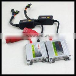 Car HID light H4 hi/lo Xenon HID Kit Car Headlight kit 35W H4-3 Xenon Bulb Auto Slim Ballast Silver