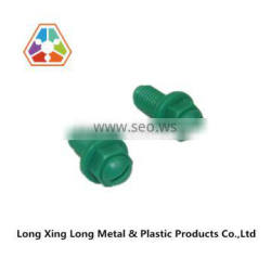 M ABS Plastic Nuts & Bolds for operation machine leg