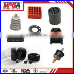rubber shock absorber bumper
