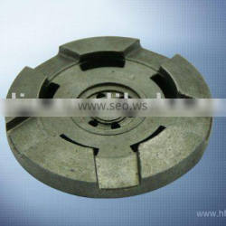Sinter compression valve for car shock absorber