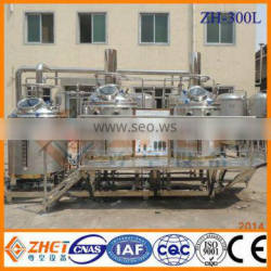 hot sale micro brewery equipment for pub and hotel