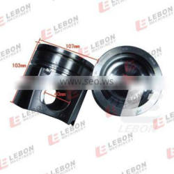 Engine Spare Parts 6D107 QSB6.7 6754-31-2110 4934860/4955160 Piston