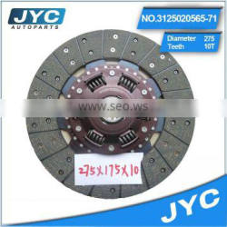 Guangzhou factory china truck dongfeng kinland ac parts for compressor