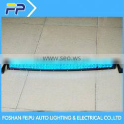 led lihgt bar 50inch led light bar 288w curved car led light bar