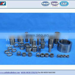 Tungsten Carbide /Silicon Carbide Bushings / Sleeves/ Guide