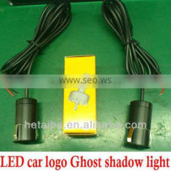 5th Generation hot-selling led car ghost shadow lights