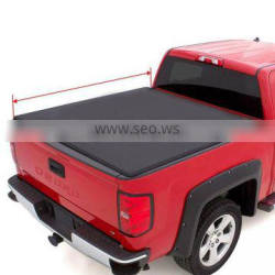 New Product L200 Pickup Truck Hard Tri-Fold Tonneau Cover Bed F150