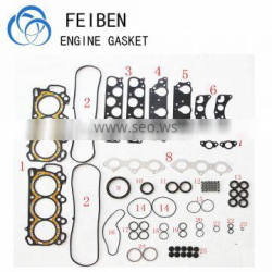 J30A1 Auto Car Engine Parts Engine Full Gasket Set With Cylinder Head Gasket For Accord 06110-P8A-A02 50181000