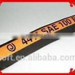 Hydraulic hose SAE 100R4/oil and weather resistant hydraulic hose R4