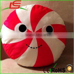 Yummy World Large Plush Stuffed Peppermint Candy With TAG