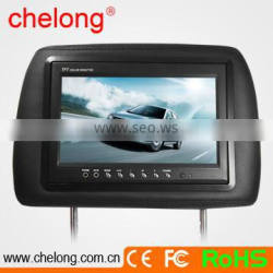New and Hot Remote Control 9 Inch Headrest TFT LCD Monitor