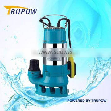 Float Switch Sewage Submersible Water Pump with 200L/min