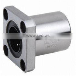 China good quality linear square flange bearings LMK16UU flange linear bearings