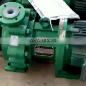 Most popular corrosive acid motor and centrifugal pump manufacturers