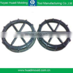 Plastic thread parts for lock nut auto oil tank