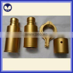 Brass CNC machining electronic components