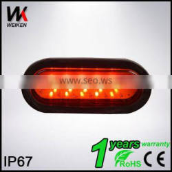WEIKEN Competitive price led auto lighting truck tail light tractor rear light