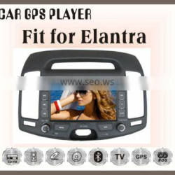 Fit for Hyundai elantra korea version car audio player with gps