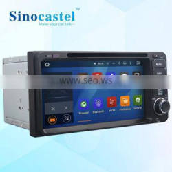 6.95 inch 2 din Android 5.1.1 Car DVD GPS Quad-Core touch Screen 1080P WiFi 3G Car Srereo audio Radio Player Support DAB Quality Choice