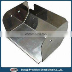 China factory high precision OEM or ODM stainless steel sheet metal fabrication
