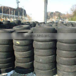 used tire for passenger vehicles from Japan