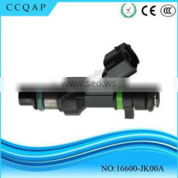 16600-JK00A Best price automotive injection japanese quality brand new car fuel injector type for Infiniti