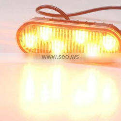 Truck LED Strobe Lightheads /LED Security Emergency Flash Strobe light /Dash light /Grille light(SR-LS-LD-601C),flash controller