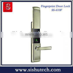 Digital Door Lock Manufacture Touch Screen Keypad Keyless entry locks with high secured