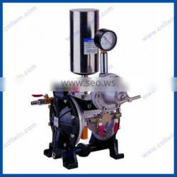 With Valve & Pressure Gauge 3/8 inch Air Double Diaphragm Pump AODD Pump