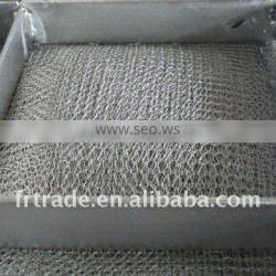 Factory of wire mesh demister