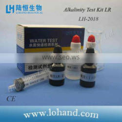 Hot sale lab 50tests LR Alkalinity Test kit