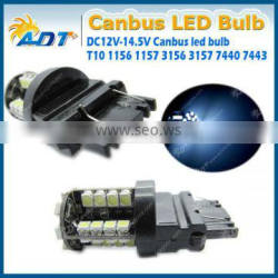 DC12-14.5V canbus no error 7440 16XSMD5050 led bulb white color