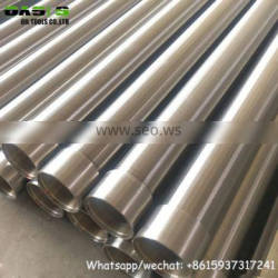 stainless steel rod based continuous slot screens for well drilling