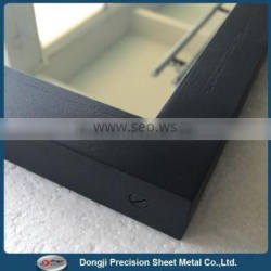 OEM Black Aluminum Frame For Mirror