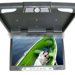 Special Offer for 19 Inch TFT LCD Roof Mount Monitor with TV