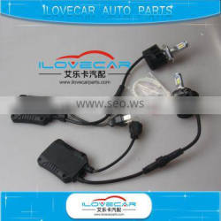 Auto professional 5500lm 55w led headlight/wholesale price and 1 year warranty