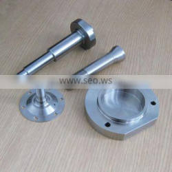 customized metal lathe machining stainless steel CNC parts