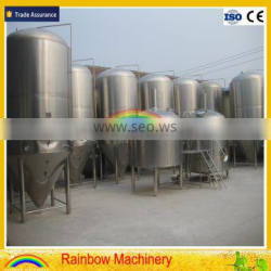 Brewhouse machinery beer brewing fermenting equipment 2000L 2500L 3000L 4000L 5000L per batch