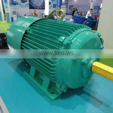 Cast Iron Three Phase 120 HP Electric Motor