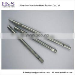 factory price custom precision cnc machining shafts