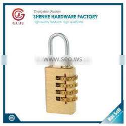 high safely brass coded number and brass door number plates and letters padlock