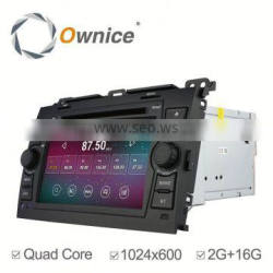 Quad core RK3188 Android 4.4 up to android 5.1 Head Unit for TOYOTA PRADO 120 built in RDS 2G 16G 1024*600