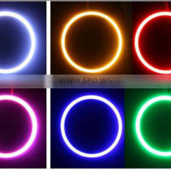 Sunshiny Newly color changing led angle eye, angle eye ring